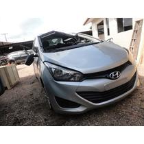 Sucata Hyundai Hb20-s 2014