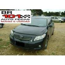 Sucata Toyota Corolla 2010 (para Venda De Peças)
