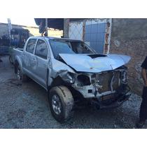 Sucata Peças Toyota Hilux Srv 2013 4x4¿ Id: 92*2613