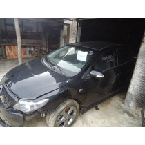 Floripa Imports;sucata Corolla Xrs 2013