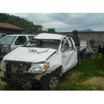 Sucata Toyota Hilux Sr 2.5 Diesel Peças Motor Lataria