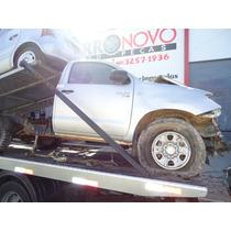 Sucata Toyota Hilux Sr 2.5 Diesel Peças Cambio Compressor