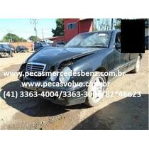 Mercedes E320 E240 E430 E420 Em Peças/motor/cambio/farol