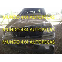 Sucata Da Ranger 3.0 D 2007 Com Motor E Cambio E Peças