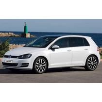 Sucata Volkswagen Golf Tsi 2014 Só Venda De Peças Usadas