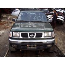 Nissan D21 Frontier Ano 98 Frente Grade Farol Capo Paralama