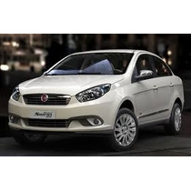 Sucata Fiat Grand Siena Essence 2015 1.6 16v