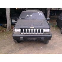 Sucata Jeep Grand Cherokke 93 V8 Limited Bartolomeu Peças
