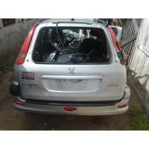 Floripa Imports Sucata Peugeot 206 Sw