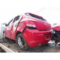 Sucata Chevrolet Onix Ls 1.0 2015 Para Venda De Peças Usadas