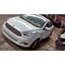 Sucata Ford Ka Sel 1.5 Sd 2015 Bartolomeu Peças