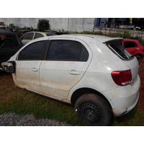 Sucata Volkswagen Gol G5 2013 Para Venda De Peças Usadas