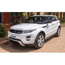 Sucata Land Rover Evoque 2012 2013 2014 2015 P/venda De Peça