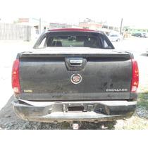 Cadillac Escalade Ext 2009 Lataria/mecânica/acessórios