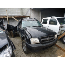 Chevrolet S10 2008 2.4 Flex 4x2 Sucata Peças -id:92*2613