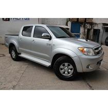Toyota Hilux Srv 3.0 Diesel Sucata Para Retirada De Peças