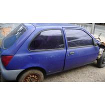 Motor Caixa Acabamento Fiesta Endura 1996 (sucata Para Peças
