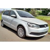 Sucata Volkswagen Gol G6 1.6 2014