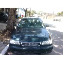 Sucata Toyota Corolla, Xei, 99/00, Automatico, Só Peças