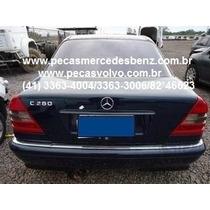 Mercedes C180 C280 C240 Sucata Peças Motor / Cambio