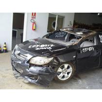 Sucata Toyota Corolla Xei 2010 P/venda De Peças Usadas