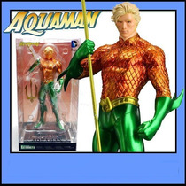 Kotobukiya Dc New 52 Justice League Aquaman - Artfx