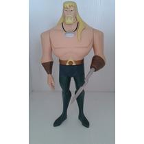 Liga Da Justiça: Aquaman 25cm (mattell)