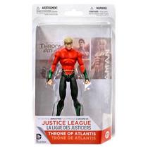 Dc Collectibles: Justice League Throne Of Atlantis Aquaman