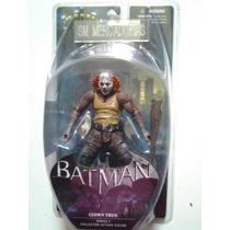 Boneco Palhaço - Batman Arkham City Clown Thug 2 Serie 3