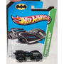 Batman Batmobile Arkham Asylum Hot Wheels - Venda Individual