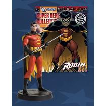 Miniatura 06: Robin - Colecao Herois Dc - Bonellihq