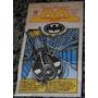 Batman Saco De Papel Nunca Usado Happy Meal Mclanche Feliz