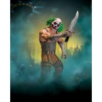 Dc Collectibles Clown Thug C/faca Arkham City S.3 Bonellihq