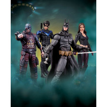 Batman Arkham City - Series 4 - D C Comics - Game