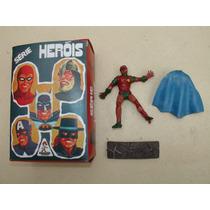 = Série Heróis = Robin Absolutamente Original Gulliver Raro