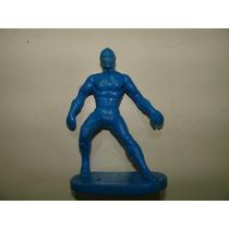 = Super Heróí = Unicolor Boneco Visão Azul Gulliver