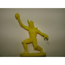 = Super Heróí = Unicolor Thor Deus Trovão Amarelo Gulliver