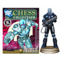 Miniatura Mr. Freeze Dc Chess Xadrez #15 Resina - Bonellihq