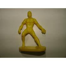 = Super Heróí = Unicolor Boneco Visão Amarelo Gulliver