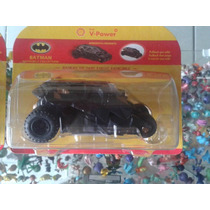 Carrinho Batman The Dark Knight V-power Raro