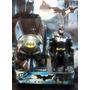 Boneco Batman 26cm + Mascara Liga Da Justiça The Dark Knight