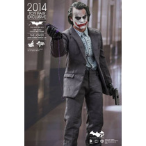 Hottoys Joker Bank Robber 2.0 Batman Hot Toys Toy Fair 2014