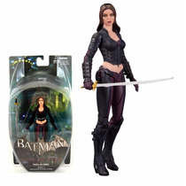 Talia Ghul Batman Arkham City Serie 4 Action Figure