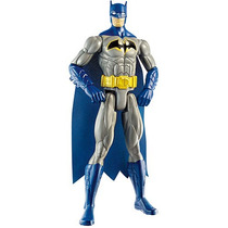 Boneco Liga Da Justiça Batman Cdm63 Mattel 30 Cm