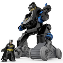 Imaginext Dc Super Friends, Cont. Remoto Batbot Batman