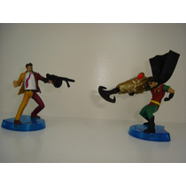 Two Face Vs Robin Dc Universe Fighting Battle Jlu
