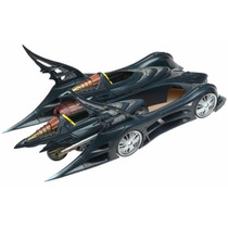 Batmovel - Batmobile - Batmoto - Carro Do Batman Com Moto-dc