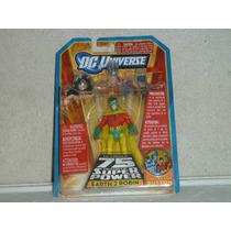 Super Universo Dc Raros Da Terra 2 Robin Dc Comics 75 Anos