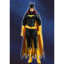 Bat Girl - Alex Ross - Justice Serie 8- Dc Direct