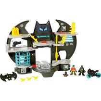 Boneco Imaginext Nova Batcaverna - Mattel